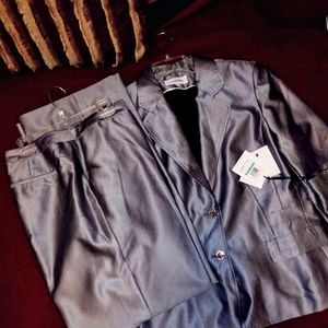 Calvin Klein 2 Piece Pants Suit  Size 16